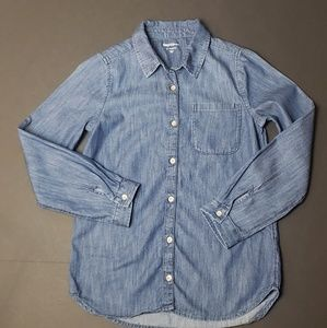 GAP Kids 1969 Denim Shirt